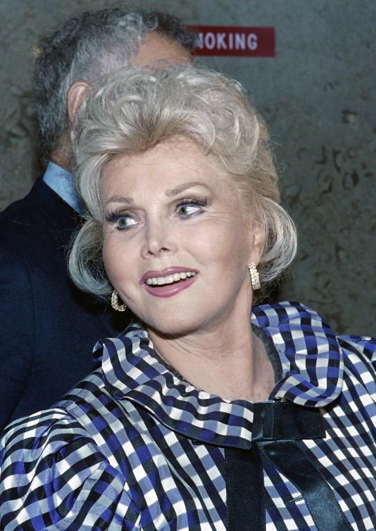 Los Angeles, morta a 99 anni l attrice Zsa Zsa Gabor
