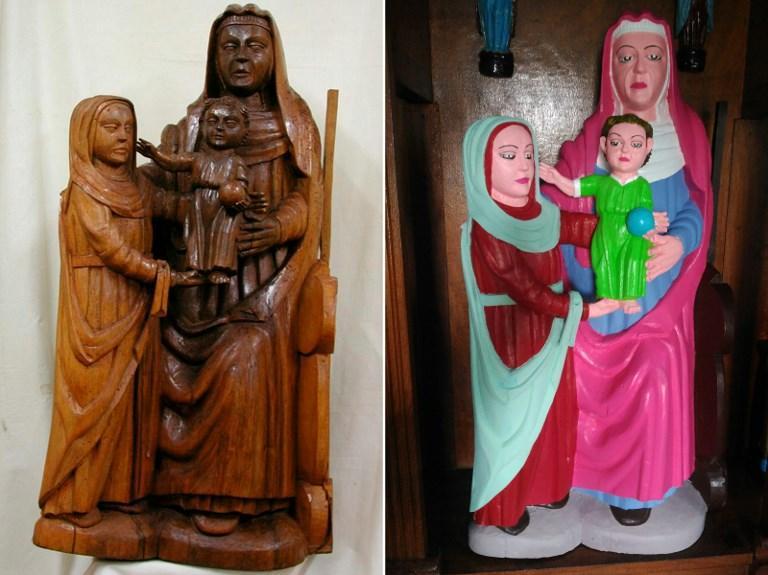 Spagna, dopo il restauro amatoriale la statua romanica diventa... kitsch