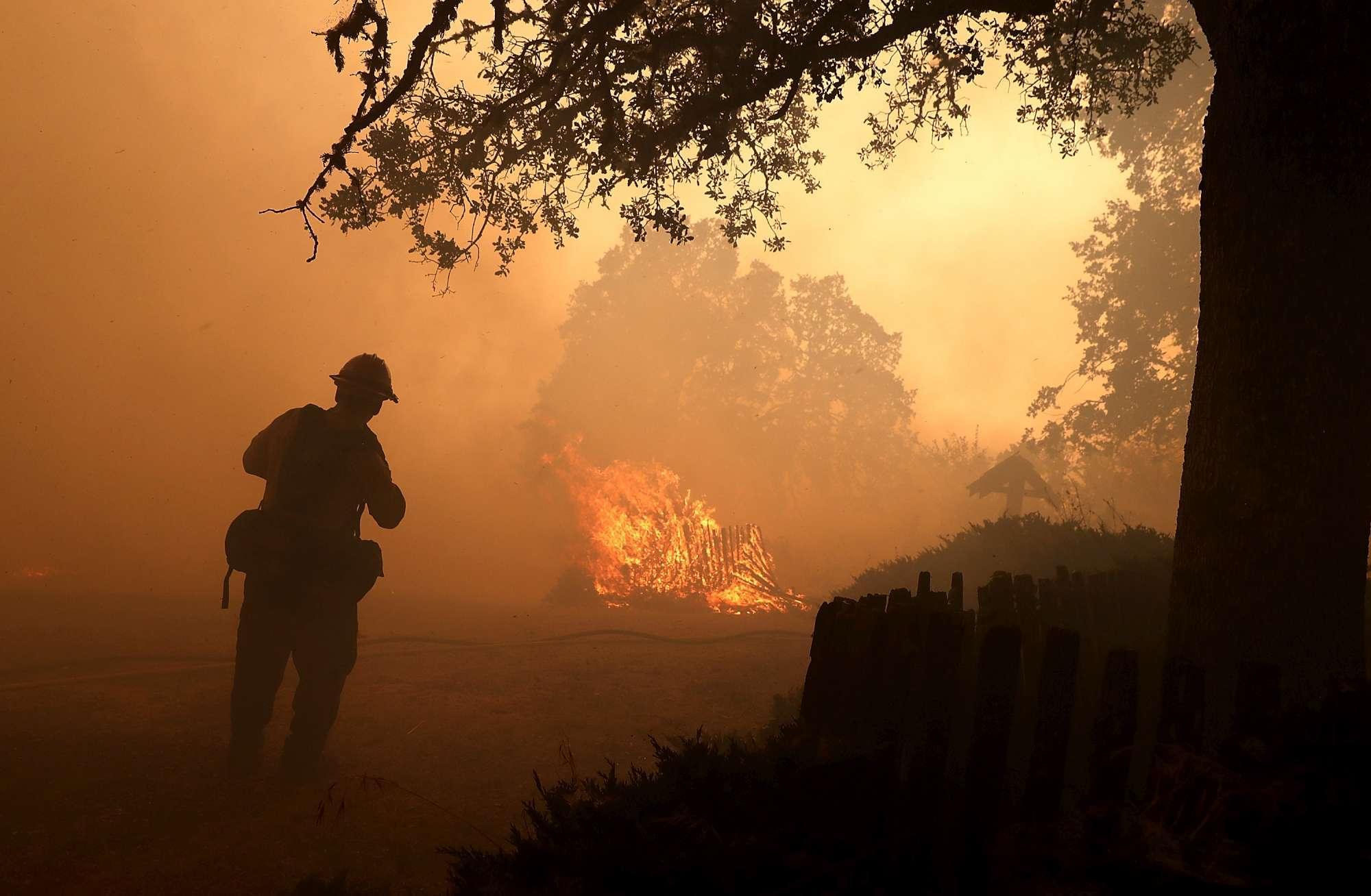 Usa, la California brucia: è il maggiore incendio della storia dello Stato