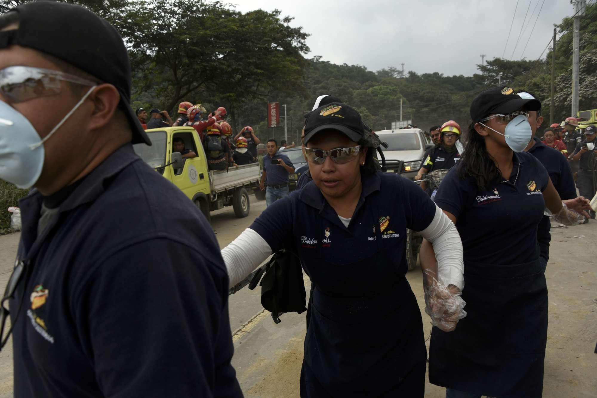 Eruzione in Guatemala, si aggrava il bilancio delle vittime