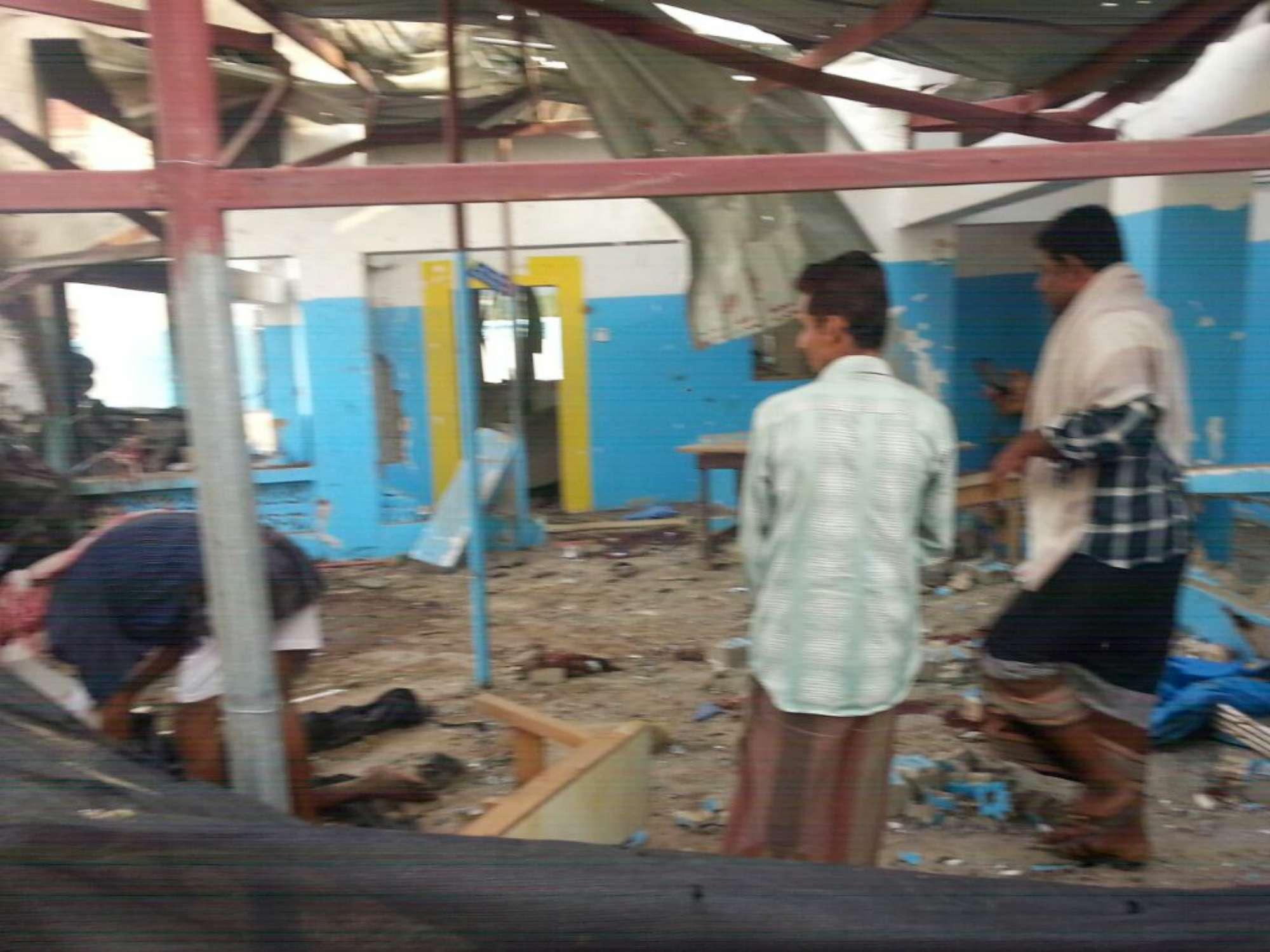 Yemen, bombe su ospedale Msf