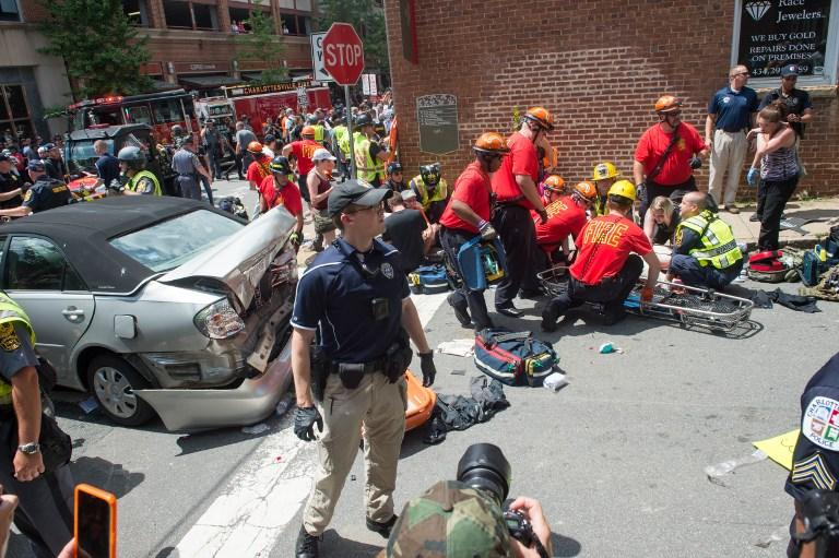 Usa, scontri alla manifestazione dei suprematisti bianchi