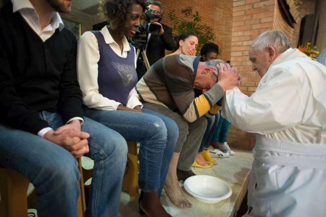 Sylvie Lubamba, da Chiambretti alla lavanda del Papa
