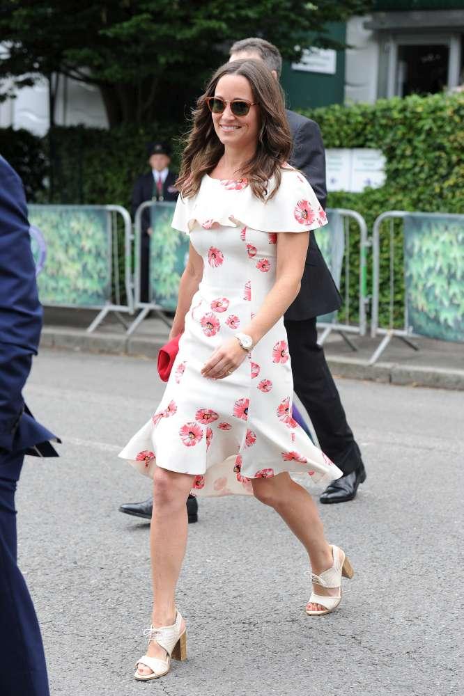 Pippa Middleton, accavallamento pericoloso