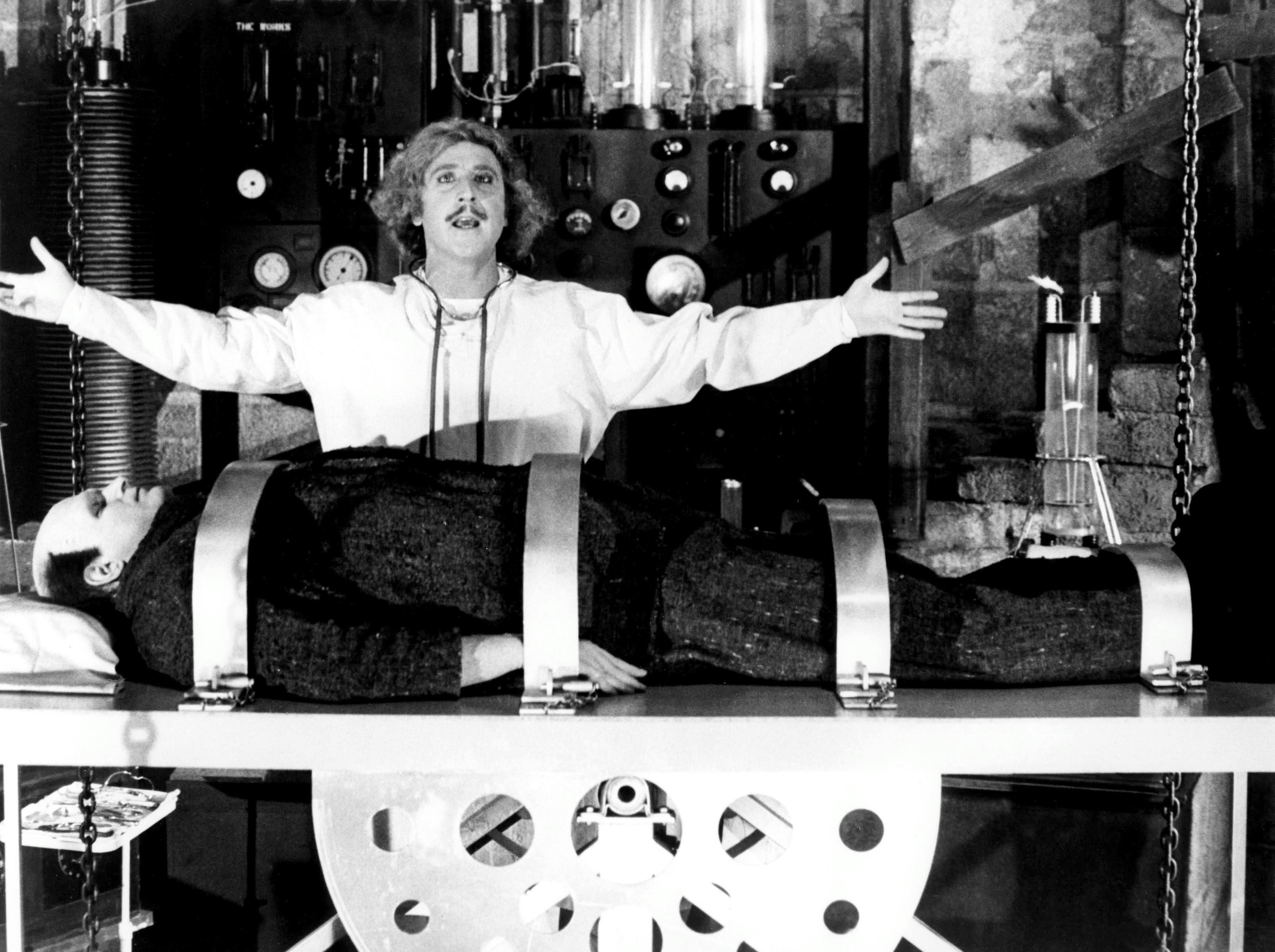 Cinema: morto Gene Wilder, fu il dottor Frankenstein