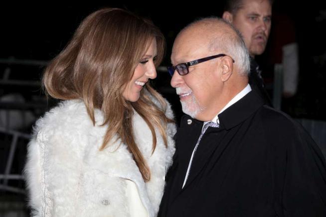 Céline Dion, morto il marito René Angélil: era malato di cancro da tempo