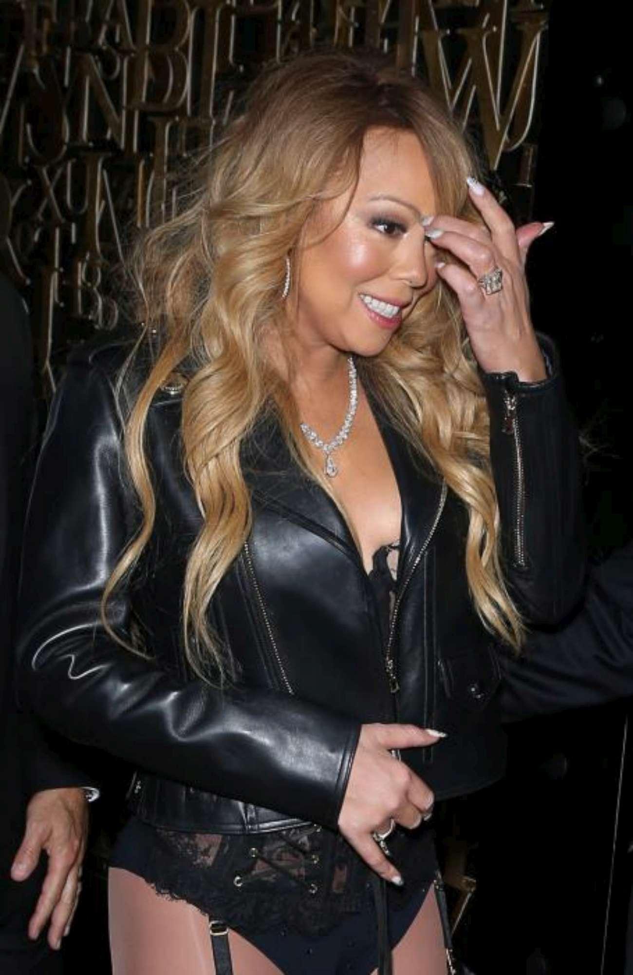 Pantera Logo Mariah Carey, red carp...