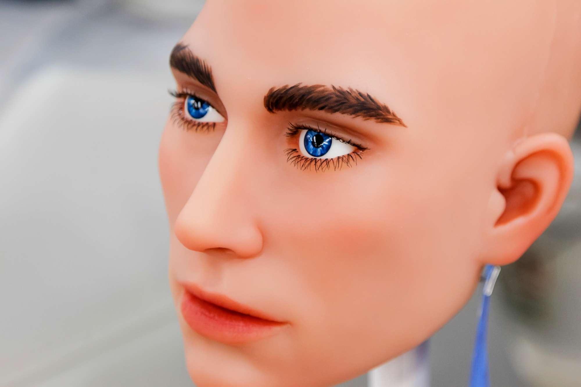 a64e651421 Arrivano i robot sessuali sempre più realistici - Foto Tgcom24