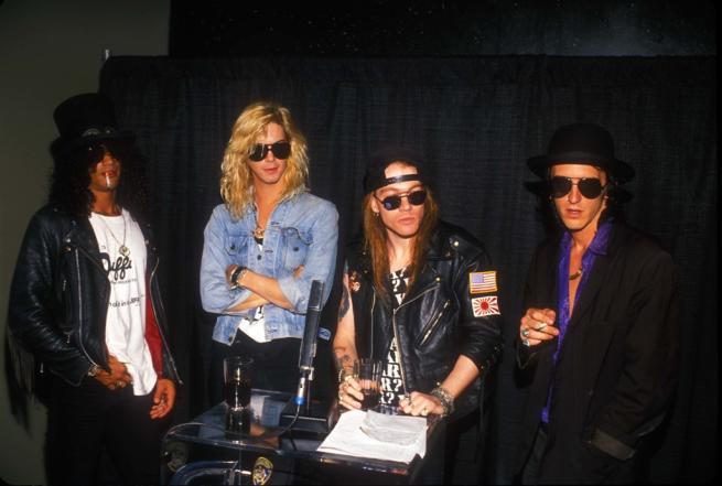 Guns N  Roses, la reunion è cosa fatta: due show al prossimo Coachella