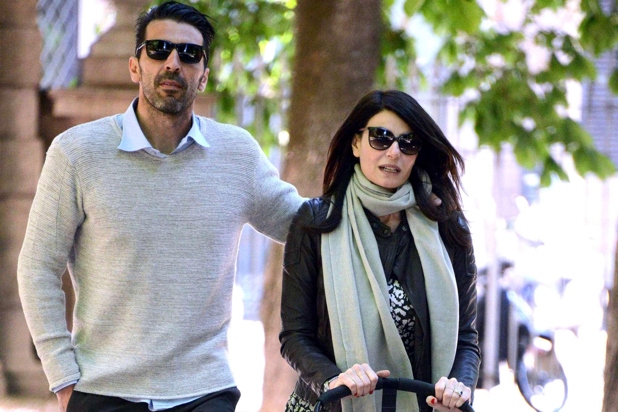 Ilaria D Amico e Gigi Buffon, guarda come cresce Leopoldo Mattia