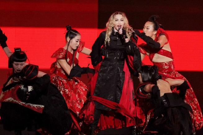 Il 'Rebel Heart' di Madonna manda in delirio New York