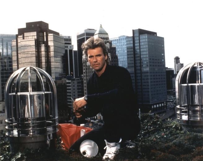 MacGyver , l avventura torna in tv: pronto il reboot della serie cult