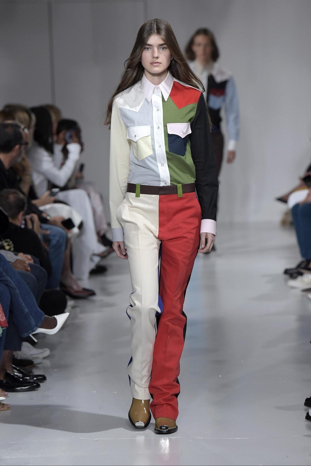 La collezione Calvin Klein