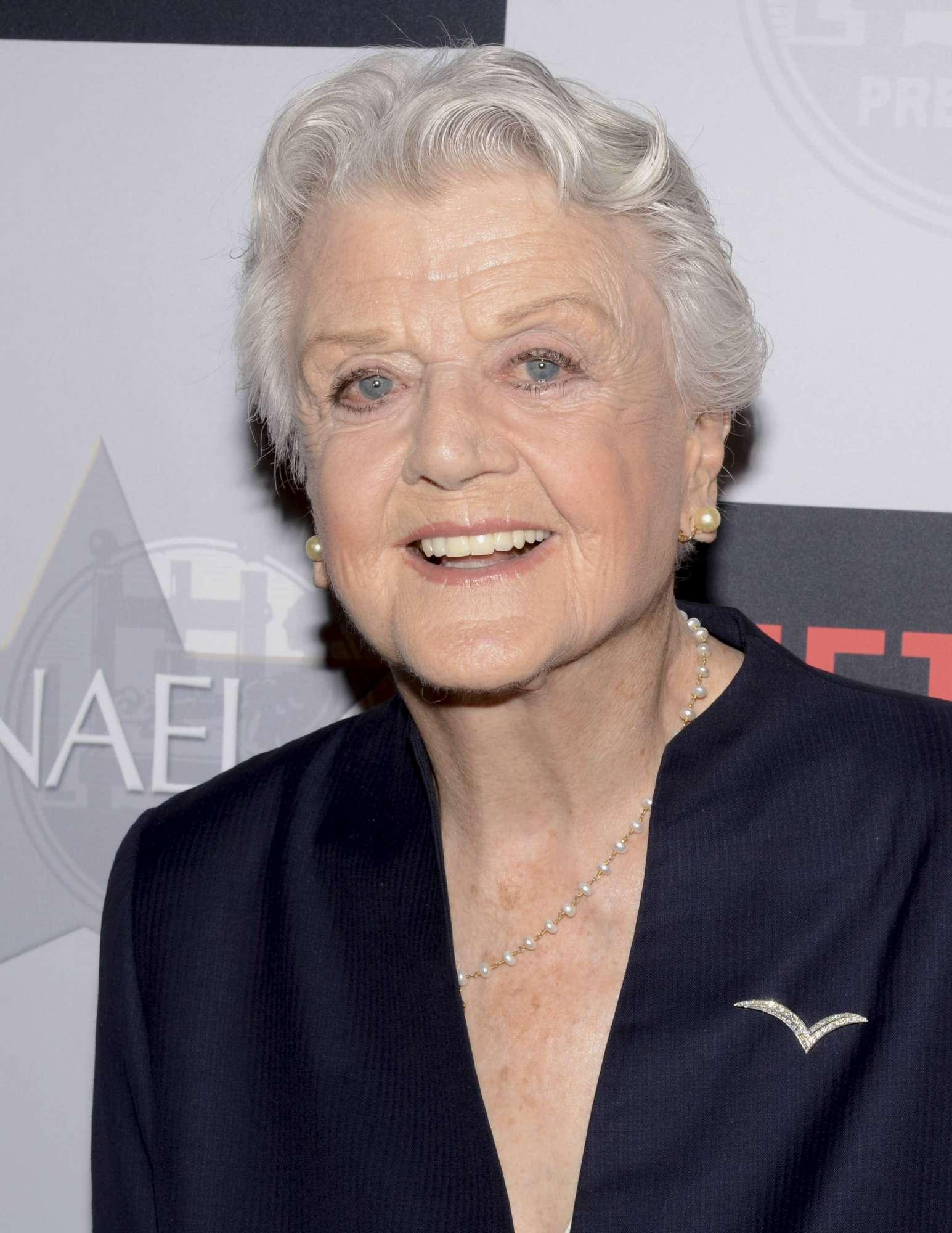 Angela Lansbury, la Signora in giallo premiata a Los Angeles