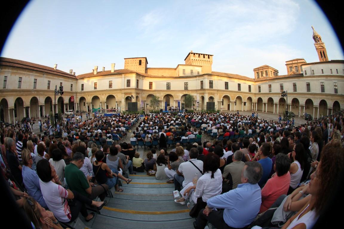 Mantova e Festivaletteratura