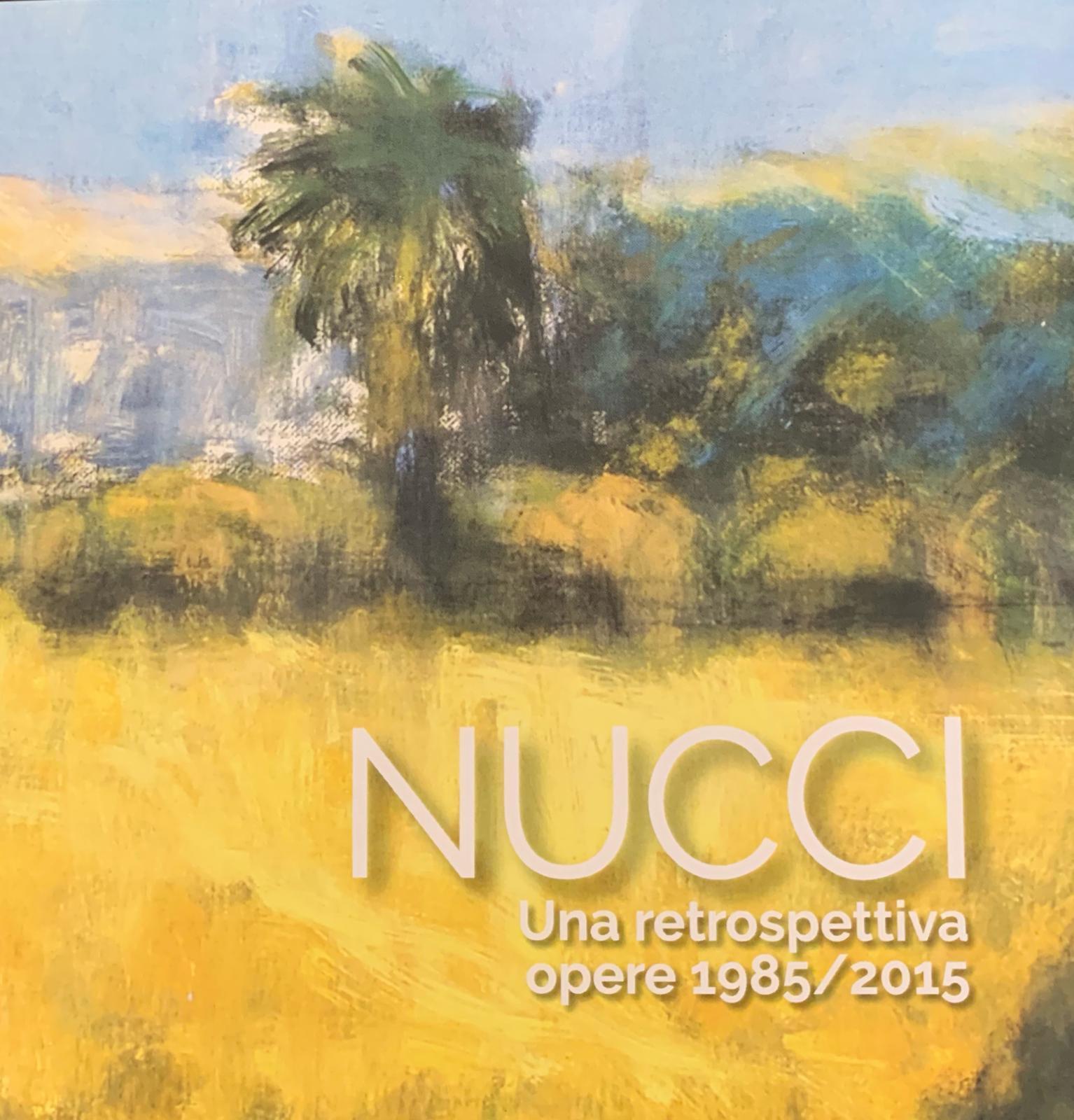 Nucci, una retrospettiva : alla Casa Museo Scaglione di Sciacca in mostra le opere dell artista saccense