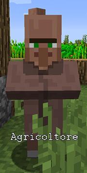 I  villici  di Minecraft