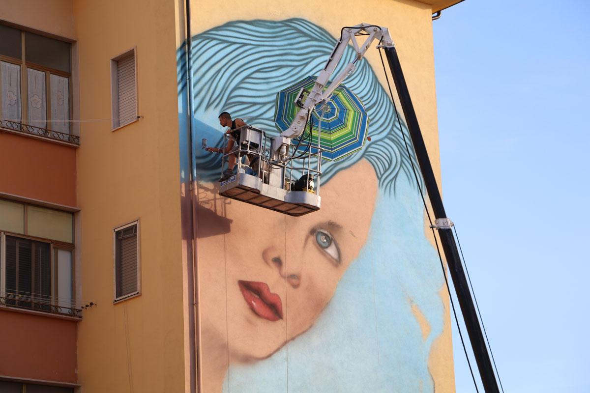 Operazione street art , a Diamante torna il Festival dedicato all arte urbana
