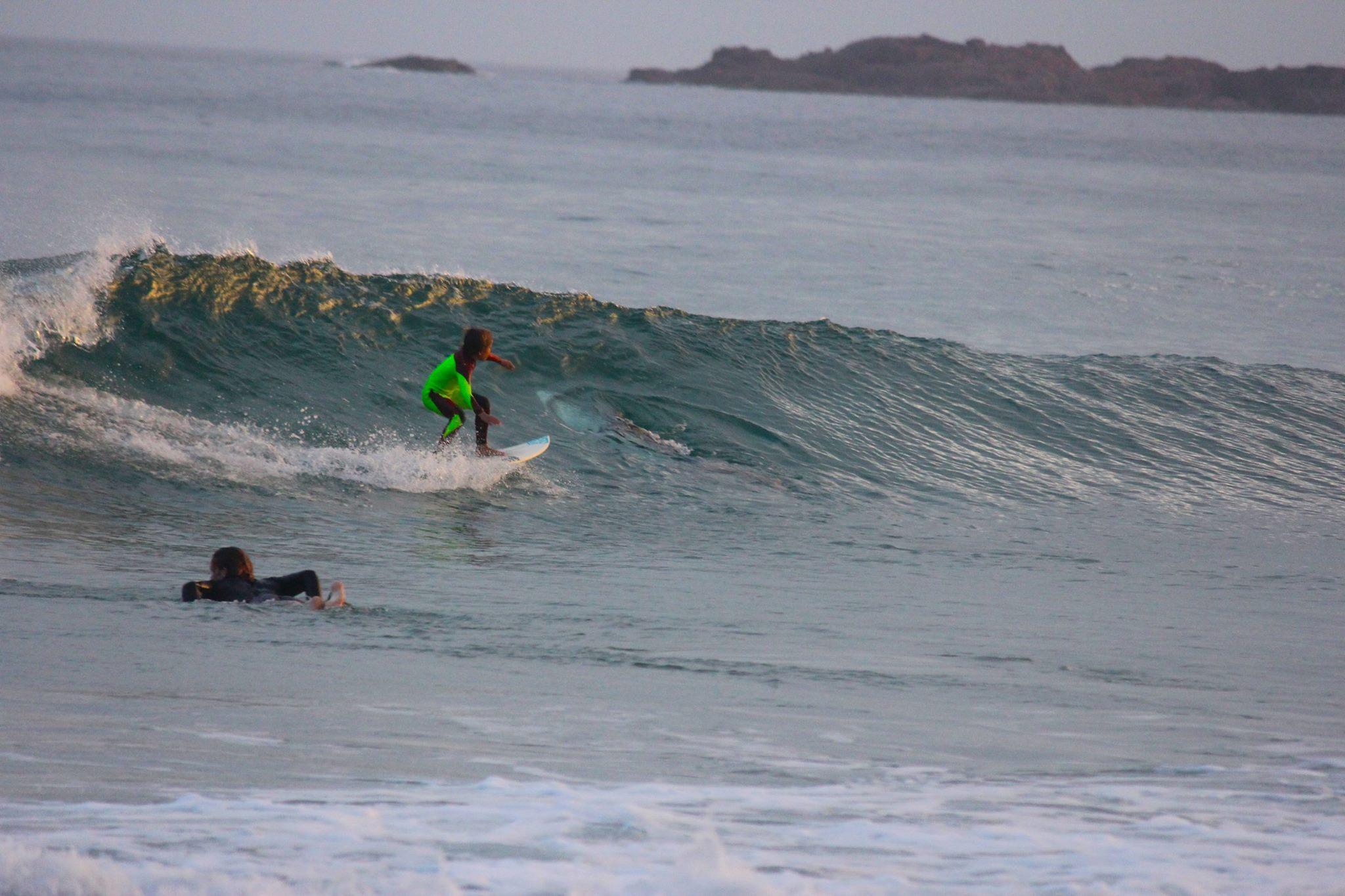 Australia, a 10 anni fa surf su uno squalo
