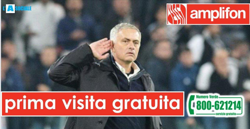 Juventus - Manchester United, il gesto di Mourinho fa scatenare il web