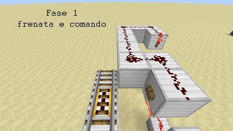 Minecraft: completiamo il binario