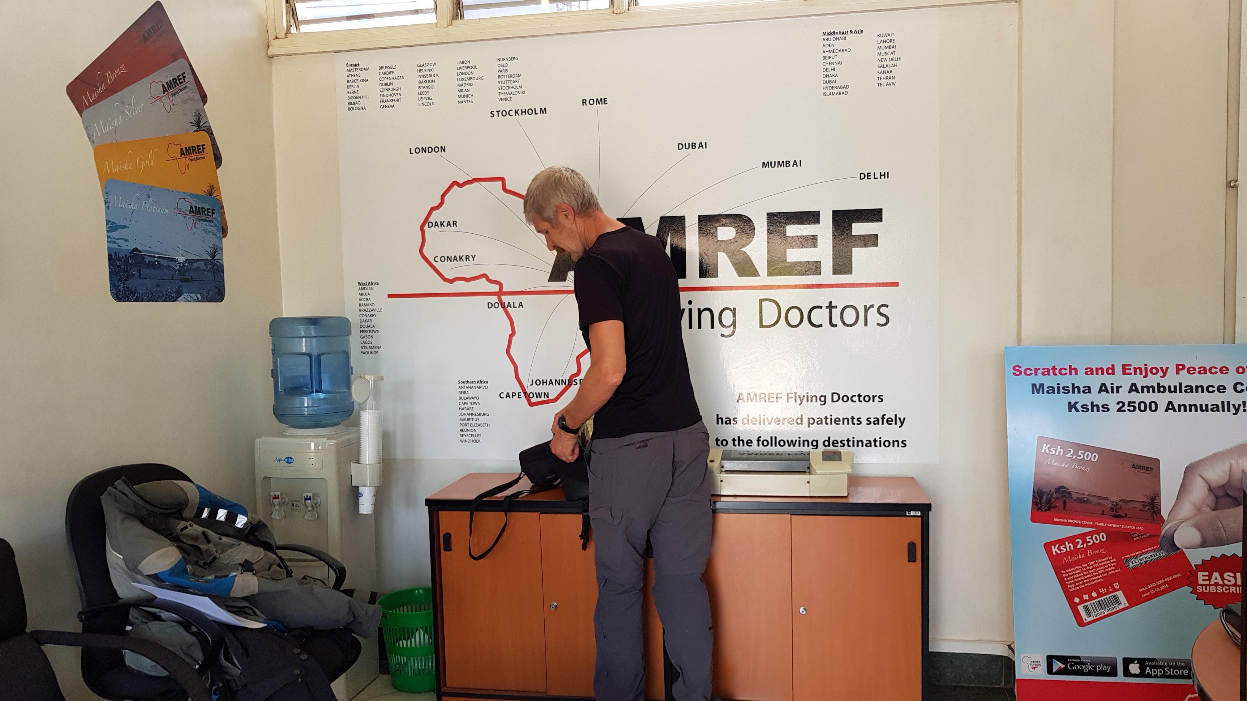 I viaggi di Stojan Around the World - Amref a Nairobi: Children in Need
