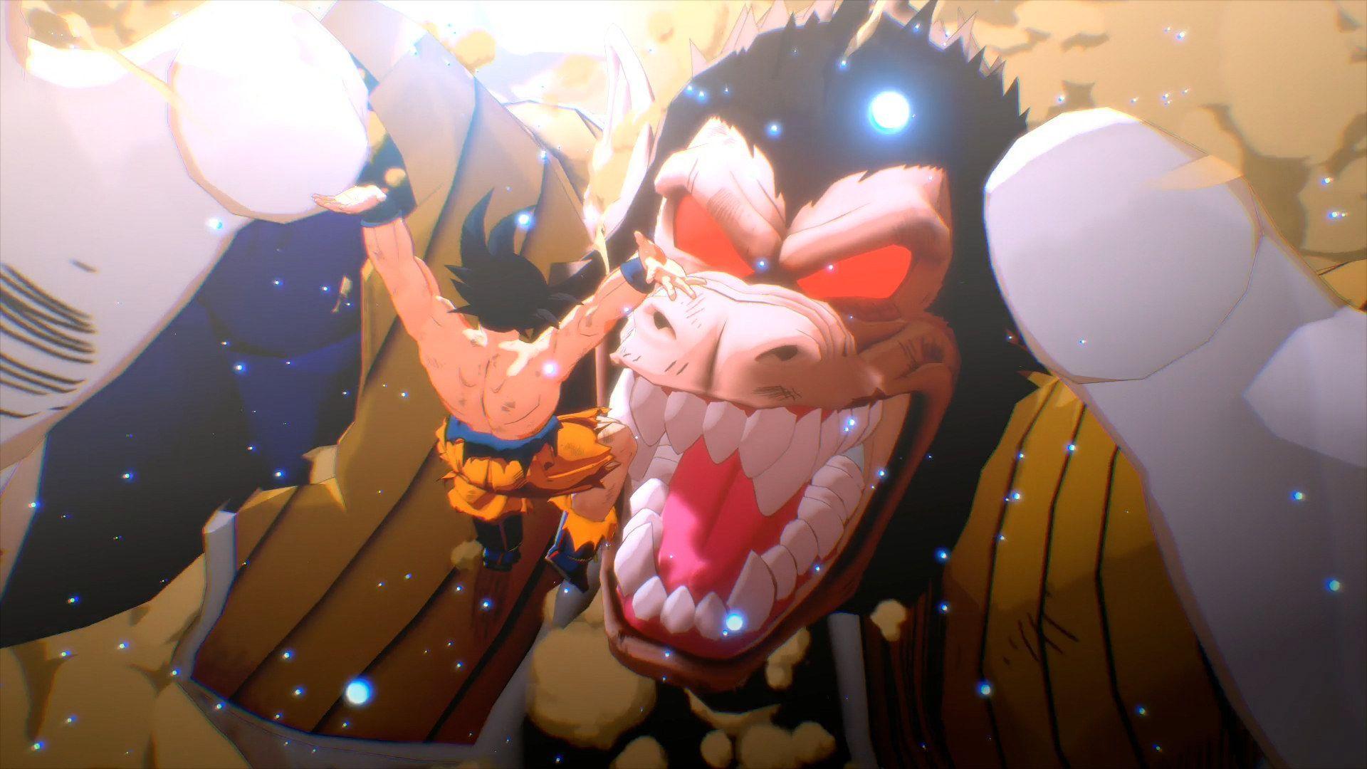 Il mondo di Dragon Ball Z: Kakarot in tante nuove immagini