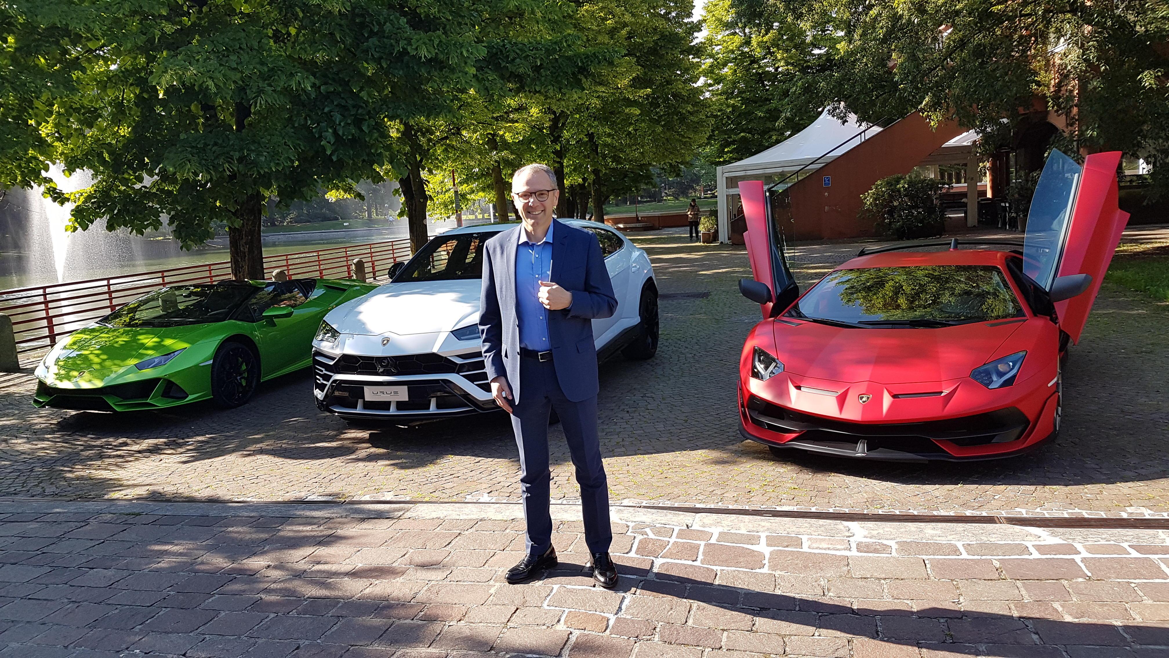 Lamborghini, nel nome del made in italy
