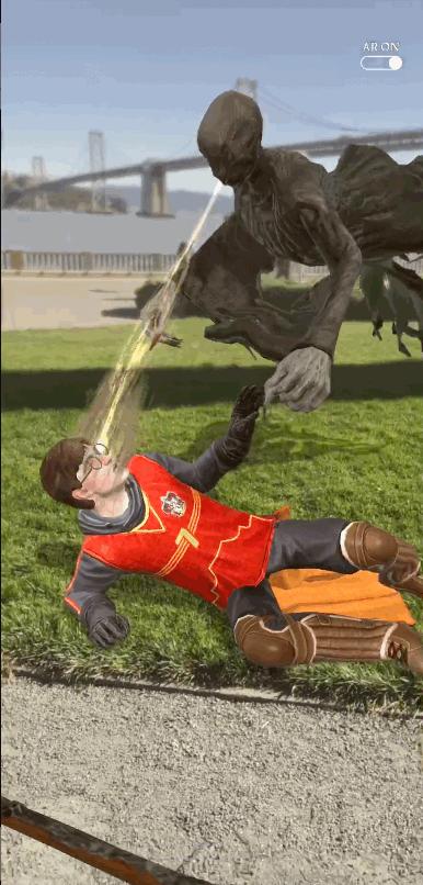 Harry Potter: Wizards Unite, le prime immagini di gioco