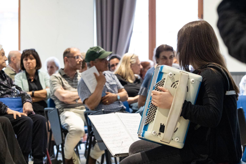 Il Contastorie a RSA Girola, 25 Maggio 2019