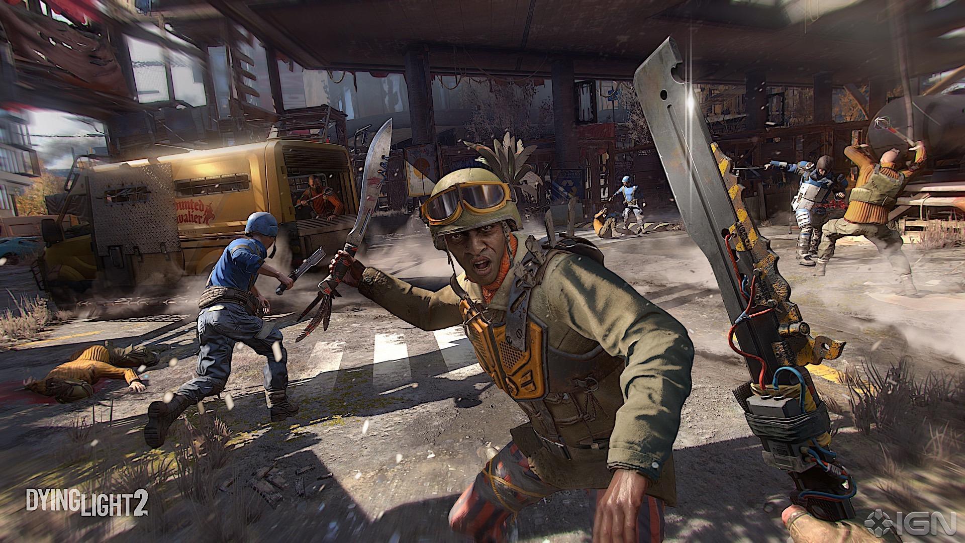 Dying Light 2, nuove immagini dall E3 2019