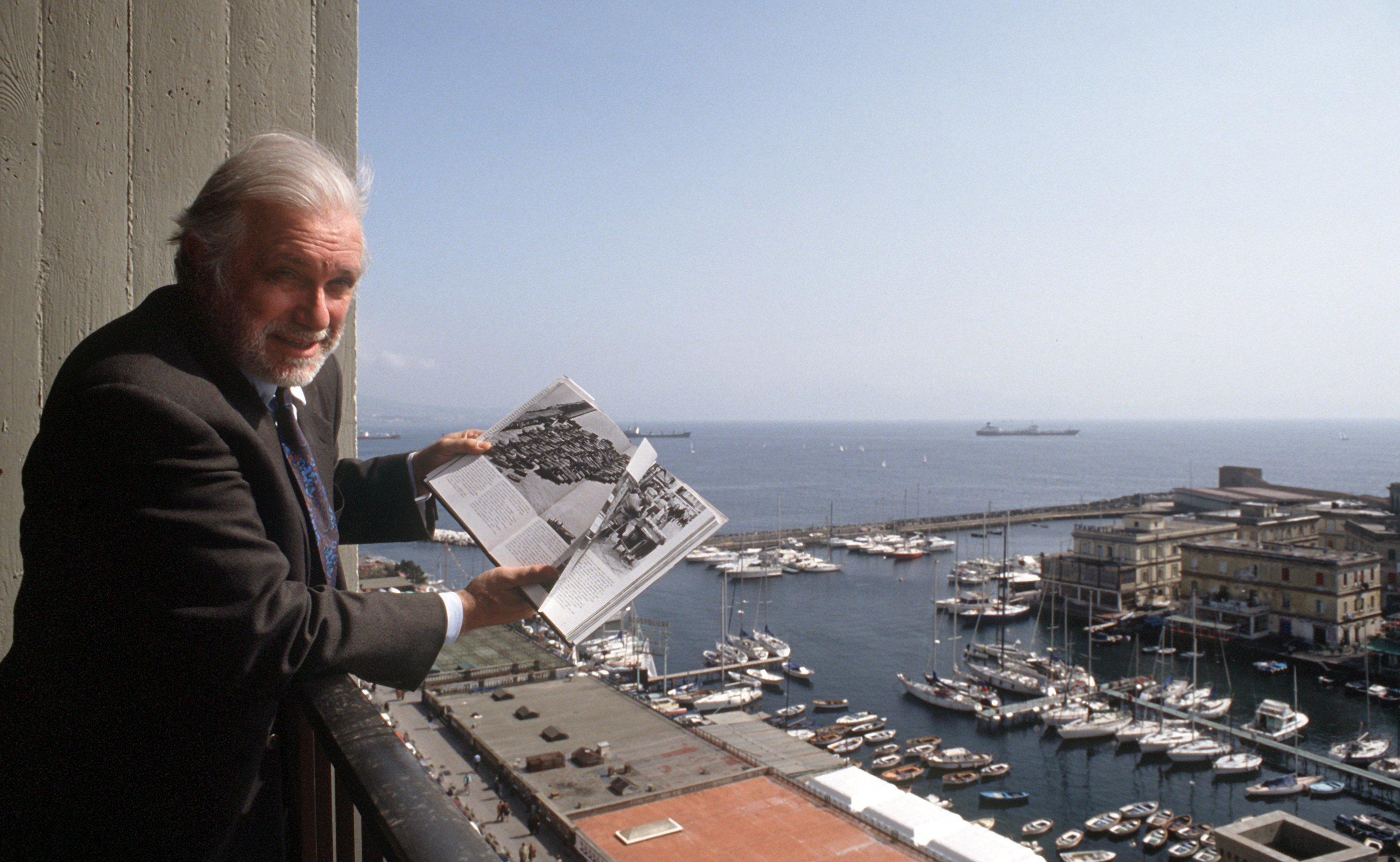 E  morto Luciano De Crescenzo, l  ingegnere filosofo