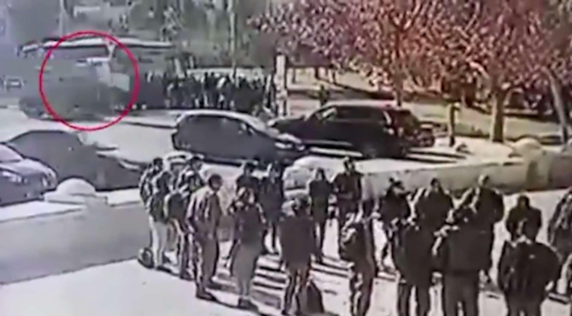 Gerusalemme, la sequenza dell attentato