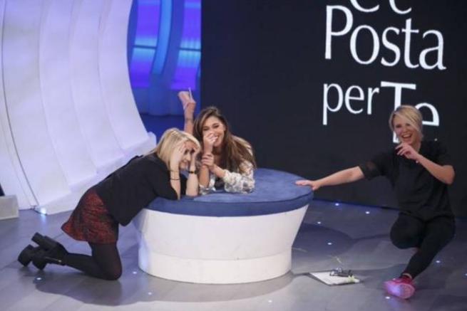 C è Posta per Te , Luciana Littizzetto mattatrice per un altro sabato da record