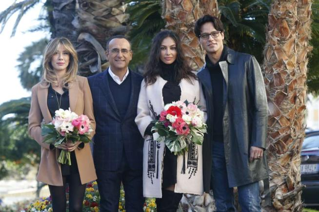 Sanremo 2016, Gabriel Garko:  Sto bene, condurrò con questa banda di pazzi