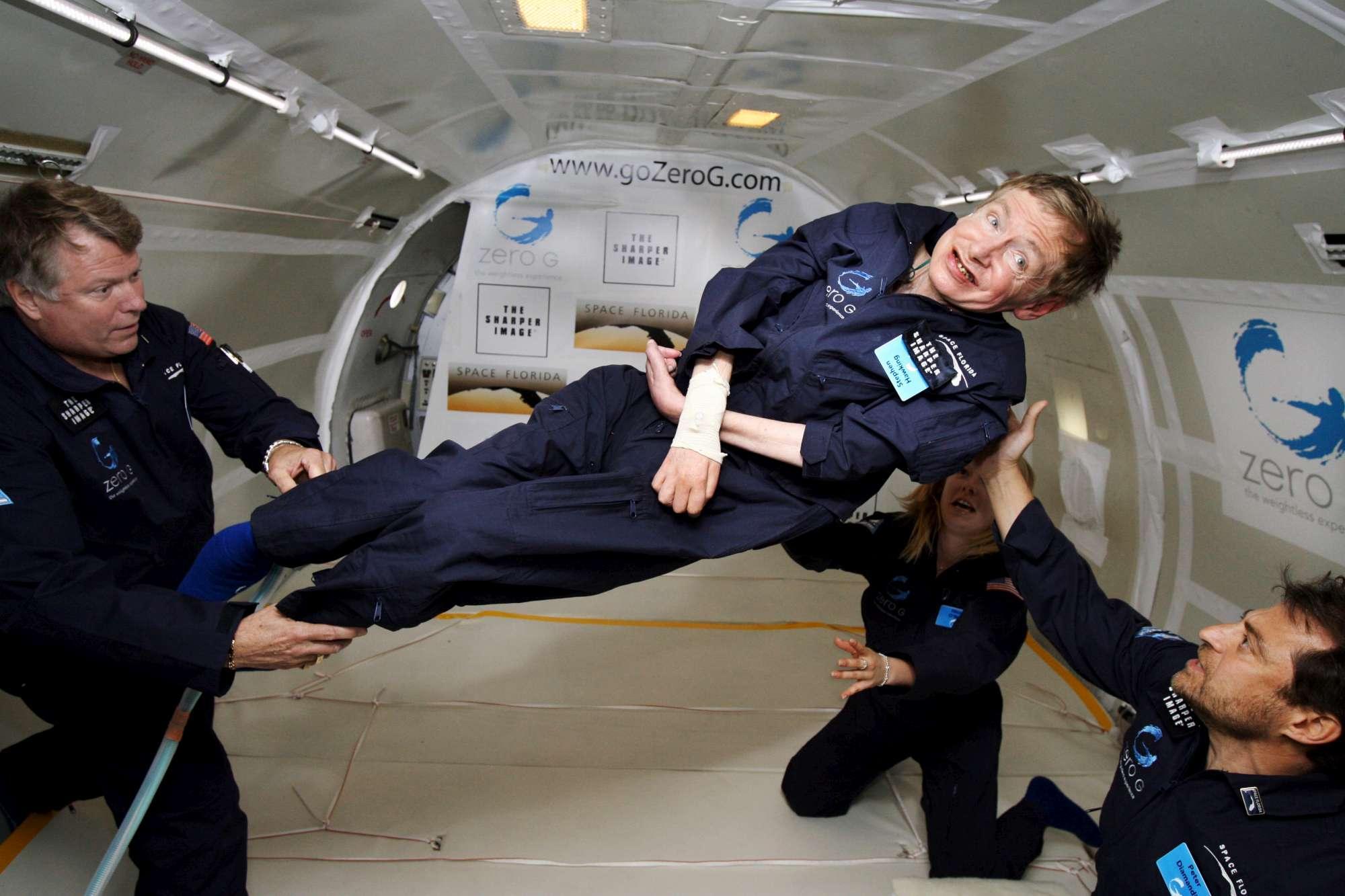 Morto Stephen Hawking, icona della scienza moderna