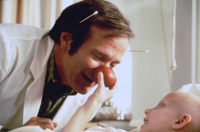 Robin Williams, istrione unico