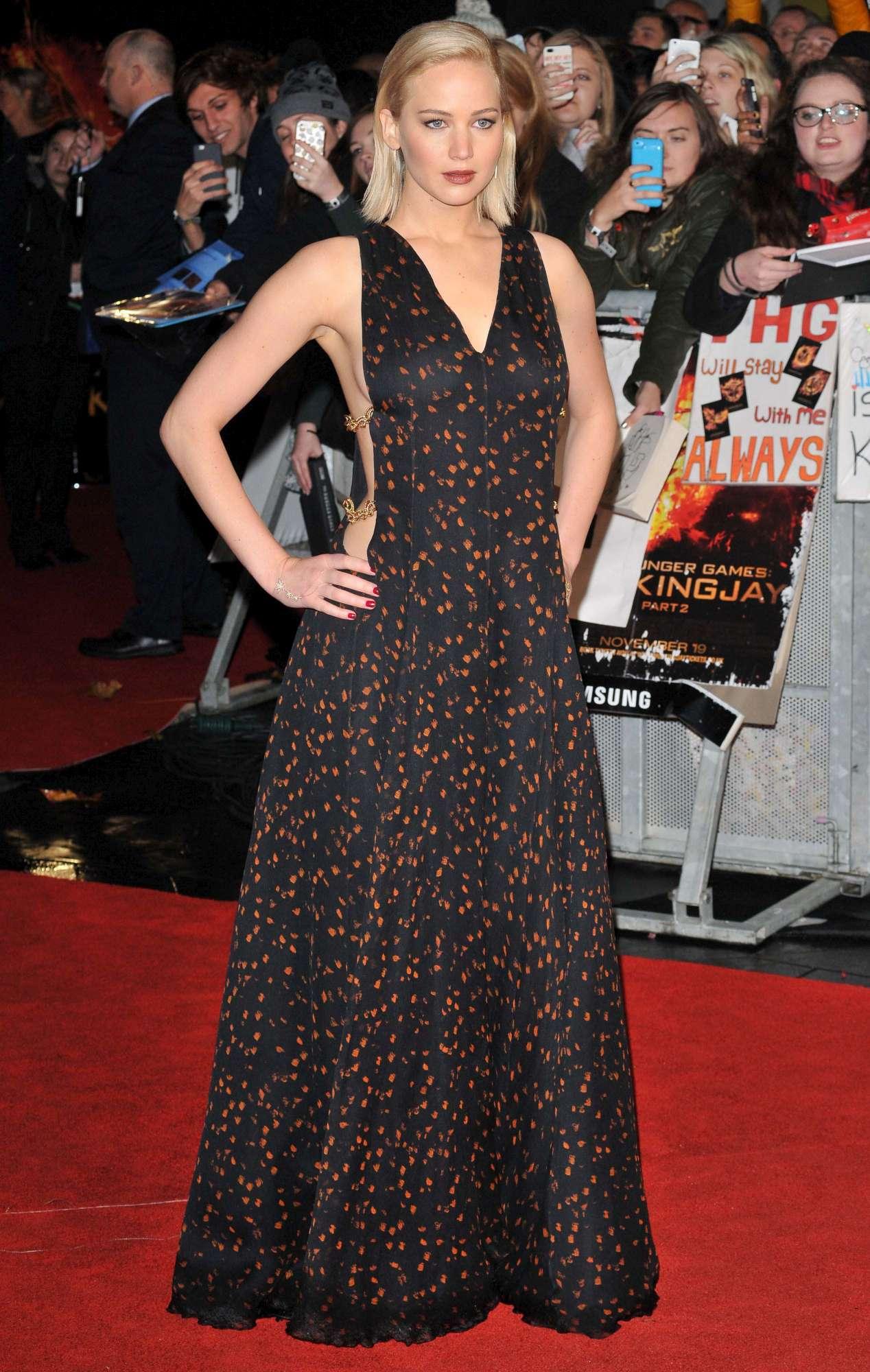 Jennifer Lawrence è la più pagata di Hollywood