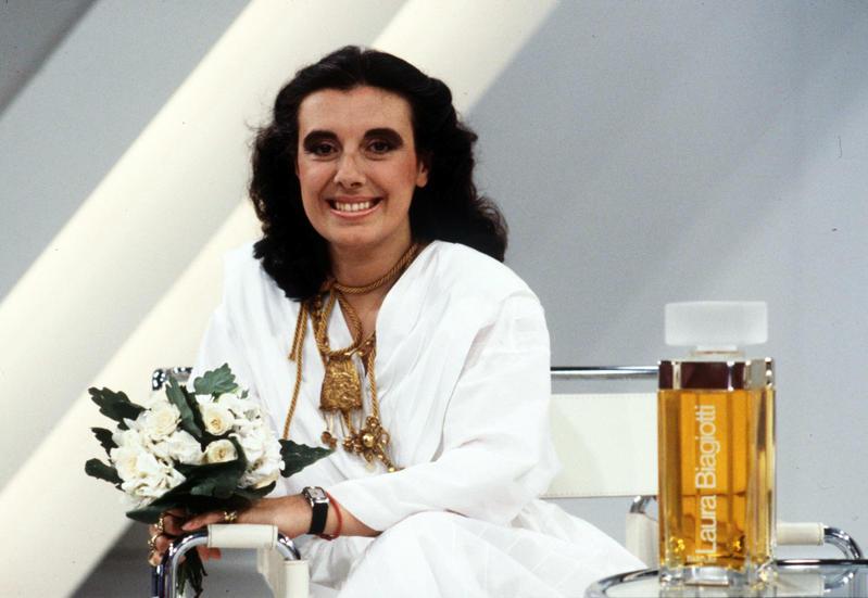 Laura Biagiotti, la grande stilista italiana