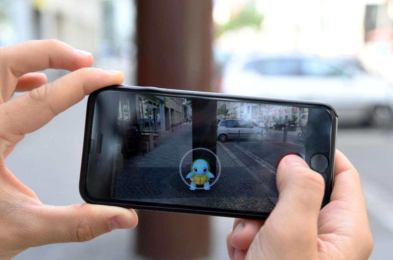 In Italia è già Pokemon Go mania