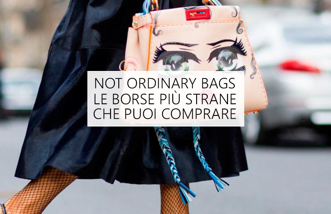 Accessori trendy: le borse davvero fuori dal comune Tgcom24