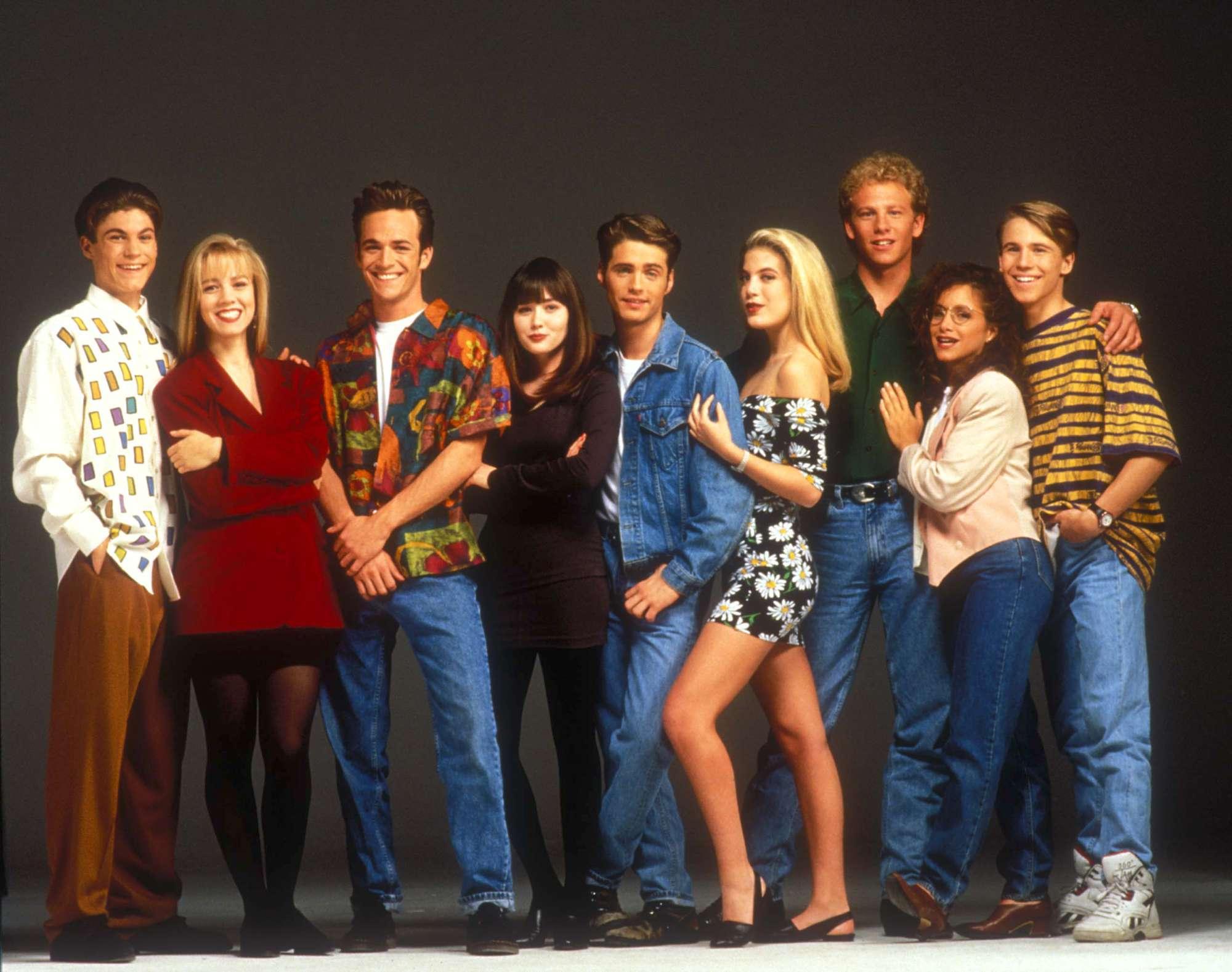 E  morto Luke Perry, il Dylan di Beverly Hills 90210