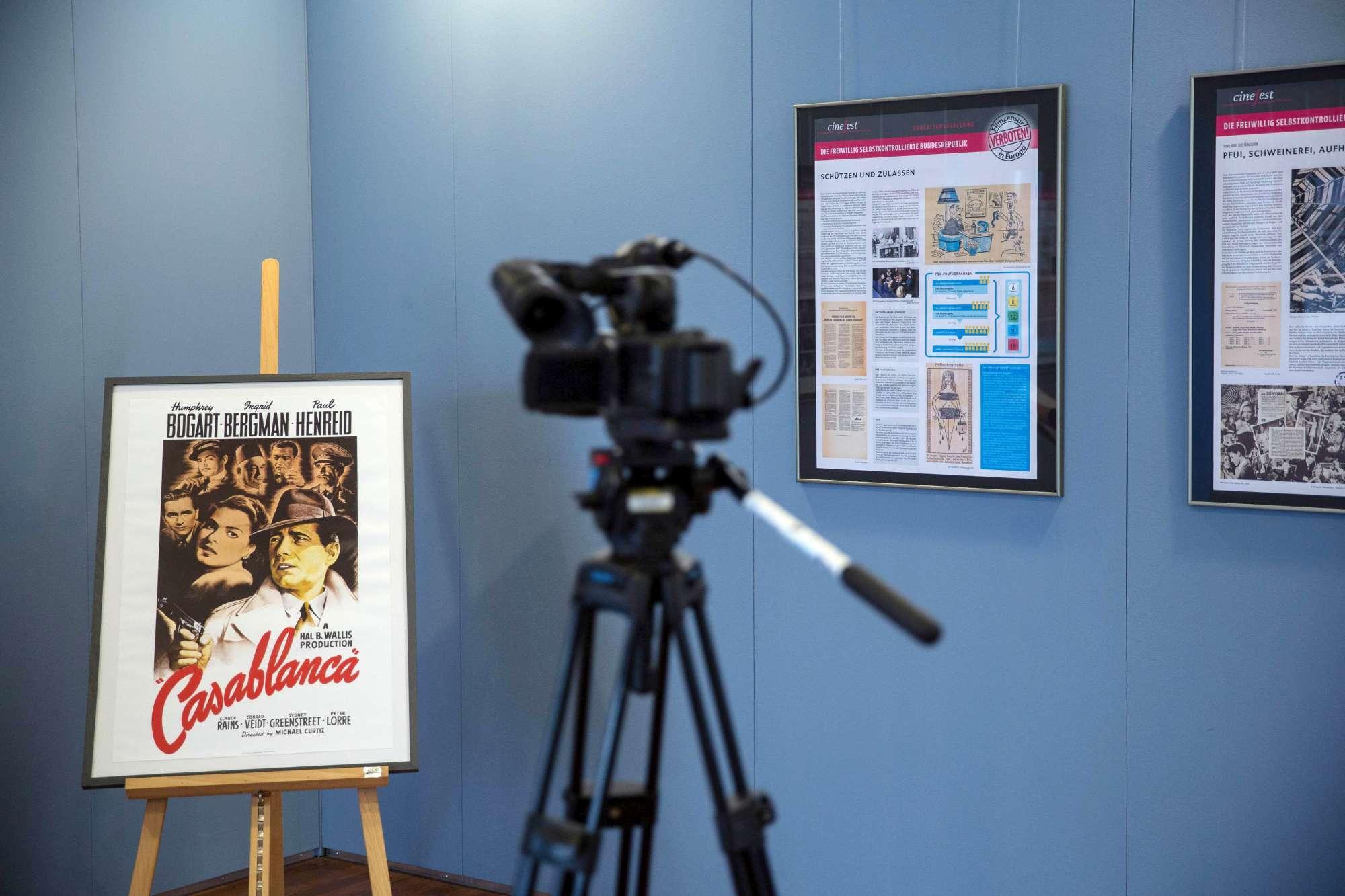 Le locandine cinematografiche più famose realizzate da Silvano Campeggi