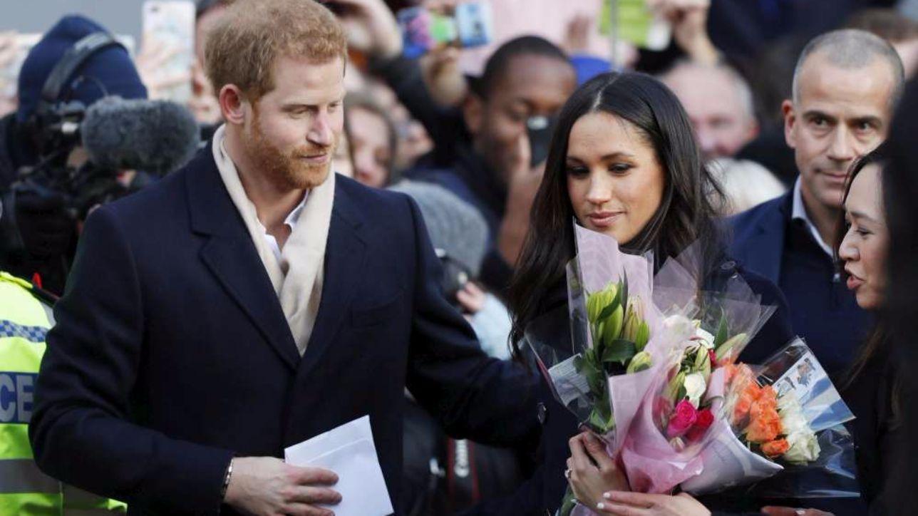 Principe Harry e Meghan Markle, prima uscita ufficiale