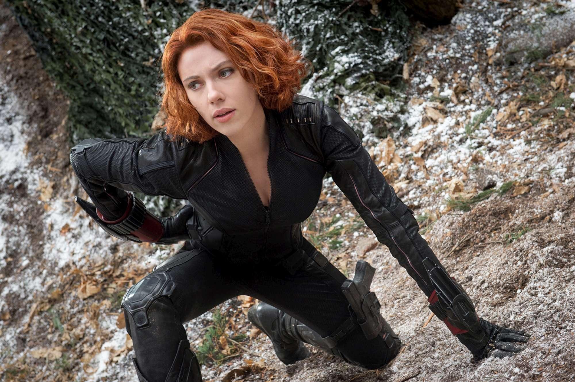 Scarlett Johansson, regina di denari 2018