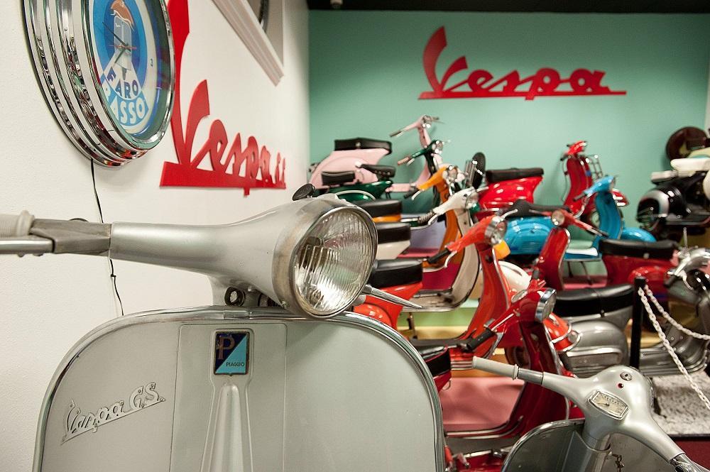Vespa, il marchio di design che ha fatto grande il made in Italy nel mondo