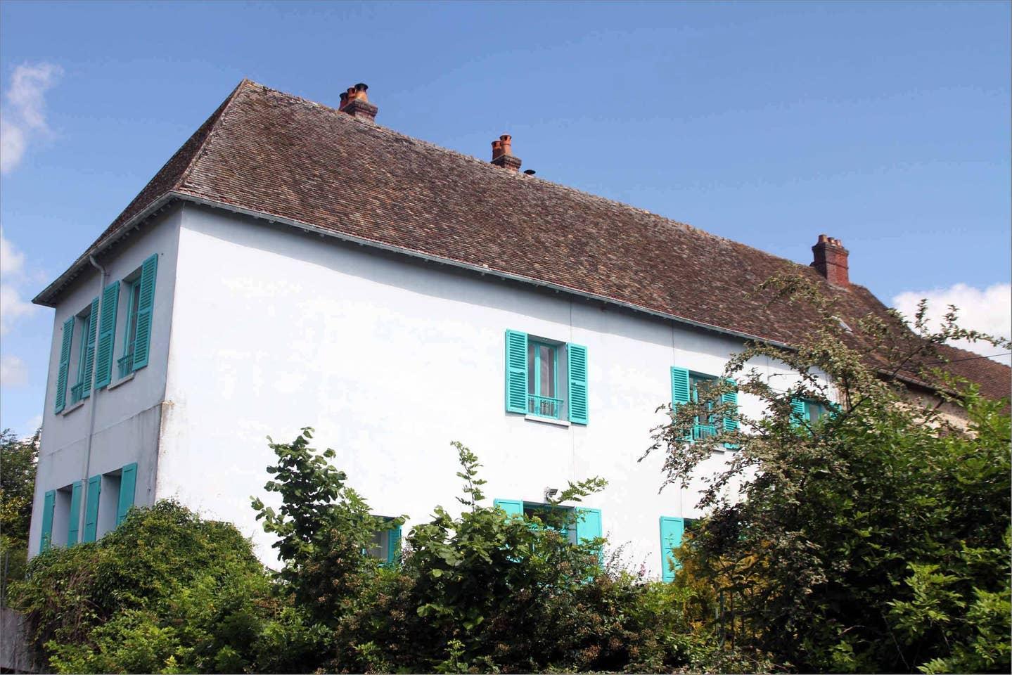 La casa di Monet diventa un bed and breakfast: il sogno di vivere tra le ninfee ispiratrici diventa realtà