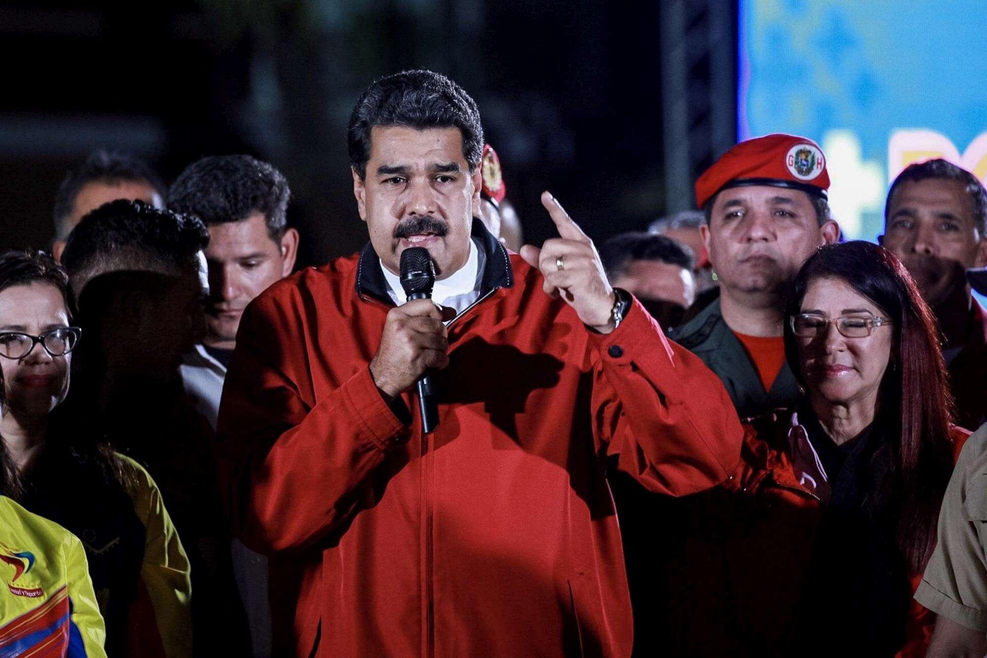 Venezuela, Maduro:  Vittoria! Ora Costituente