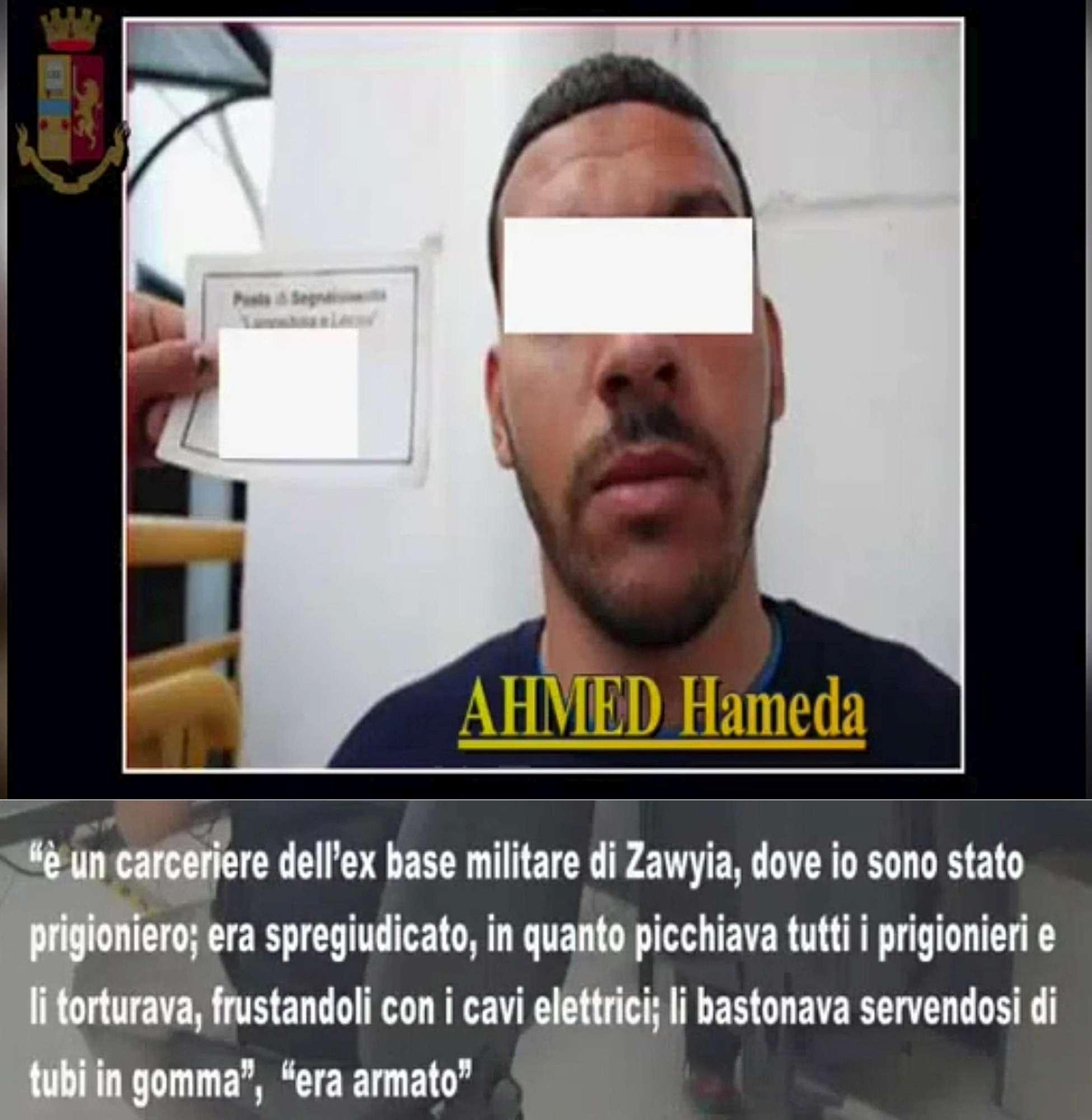 Migranti torturati e tenuti prigionieri in Libia, 3 fermi a Messina