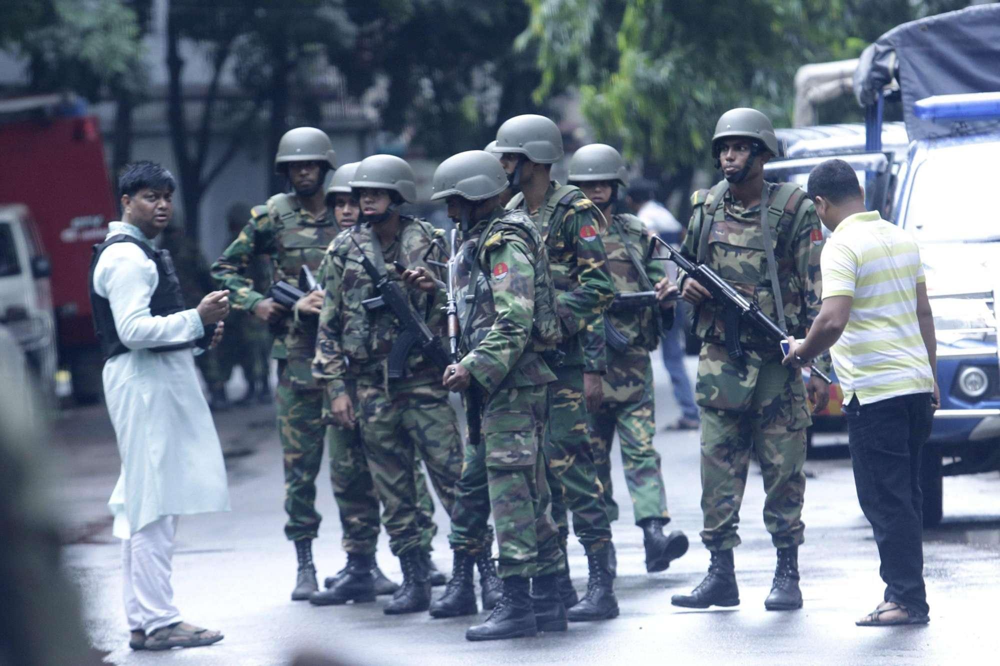 Attacco dell Isis a Dacca: strage al ristorante degli italiani